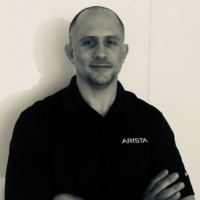 Christophe Compain Arista ICT Infrastructure